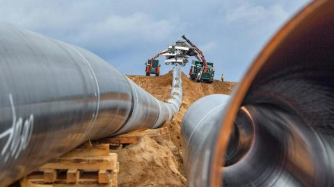 Ukraine and Poland will oppose the launch of Nord Stream 2