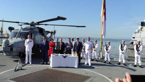 Великобритания-Украина: морское партнерство?