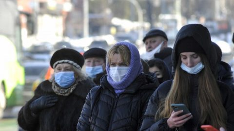 Coronavirus in Ukraine: Day 574